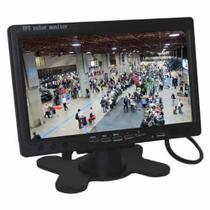 Monitor Lcd Automotivo Color 8 Polegadas Hdmi usb vga av - Hamy