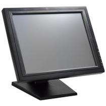 "Monitor LCD com Tela Touch Screen Capacitiva 15"" Polegadas VGA/USB LP-1503 K-Mex -"