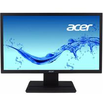 Monitor led 19.5 acer hd vga hdmi - v206hql bbi