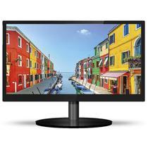 """Monitor LED 21.5"""" PcTop Wide VGA/HDMI Vesa Preto MLP215HDMI -"""