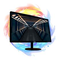 Monitor Led 24 Brazilpc M24whxd Fhd 144hz Gamer Preto Widescreen - Brazil Pc