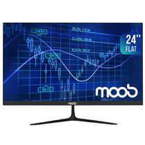 "Monitor LED 24"" Full HD HDMI VGA MOOB 75Hz -"