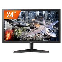 "Monitor LED 24"" Full HD LG 24GL600F 2 HDMI 1ms 144 Hz -"