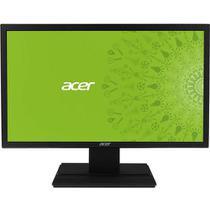 Monitor Led 24 Pol Acer V246HL Full HD HDMI Vga Dvi - Preto -