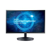 Monitor LED 24pol Samsung C24FG70 (QLED, Full HD, Curvo, 144Hz, 1ms, HDMI, DP) -