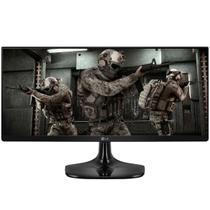Monitor led 25 ips lg 25um58g-p gamer ultrawide 75hz 1ms fhd 2 hdmi vesa preto -