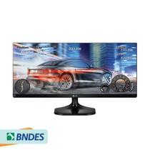 "Monitor led 25"""" ultrawide(21:9) ips fullhd 2560x1080 2x hdmi,saída para fone de ouvido preto brilha - Lg"