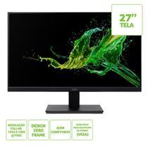 Monitor Led 27'' Acer Hdmi Full HD IPS, 75Hz, 4ms - V277 -