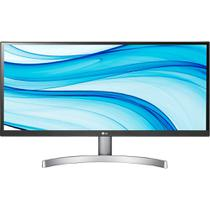 Monitor LED 29 LG Ultrawide 21:9 com HDR 10 IPS Full HD (29WK600-W.AWZ) - Preto