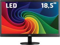 "Monitor led aoc 18,5"" 1366x768(hd) 5ms 60hz vga e970swnl widescreen -"