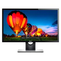 "Monitor LED Full HD IPS 23,8"" Widescreen Dell SE2416H Preto -"