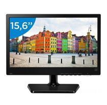 "Monitor LED LCD 15,6"" Positivo 16M38A-B Slim Preto -"