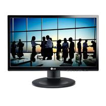 Monitor LG 19,5 20M35PD LED HD, RES.1600X900, Brilho 250 CD/M ,  VGA, DVI, Fonte Interna, Ajuste de