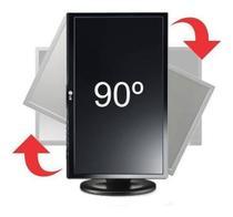 """Monitor LG 19,5"""" led d-sub hdmi vesa ajuste de altura 20M35PH-B -"""