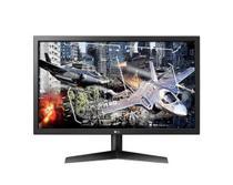 "Monitor lg 24"" led gamer full hd hdmi 144hz 1ms freesync - 24gl600f-b.awz -"