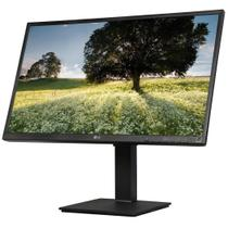 "Monitor LG Ajustável 23,8"" Full HD IPS LED 1920x1080 VGA HDMI DisplayPort 24BL550J"