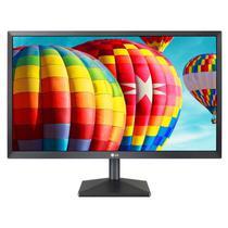 "Monitor LG Full HD IPS 23,8"" AMD Freesync 24MK430H Preto -"