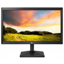 Monitor LG LED 19.5 HDMI VGA 2ms Ajuste de Inclinação 20MK400H B Preto -