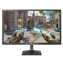 Monitor LG LED 21,5'' Full HD TN VGA HDMI Preto 22MK400H-B -