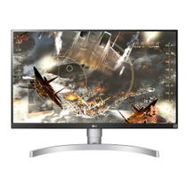 Monitor LG LED 27 UHD 4K IPS DisplayHDR 400 60Hz 5ms FreeSync 27UL650-W.AWZ -