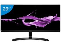 "Monitor LG LED 29"" Full HD Widescreen - 2 HDMI 29UM68"