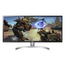 Monitor LG Led 34  Full Hd Ips Ultra Wide Dp Hdmi 34wk650-w -