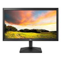 Monitor LG Led Tela 19,5 HDMI D-SUB VESA 20Mk400H -