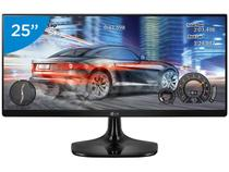 "Monitor para PC Full HD LG LED UltraWide IPS 25"" - 25UM58"
