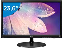 "Monitor para PC Full HD LG LED Widescreen 23,6"" - 24M38H-B"
