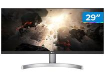 "Monitor para PC Full HD UltraWide LG LED IPS 29"" - 29WK600"