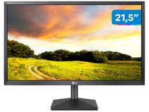 "Monitor para PC LG 22MK400H-B 21,5"" LED - Widescreen Full HD HDMI"