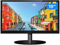 "Monitor para PC PCTop Slim MLP190HDMI 19"" LED - IPS Widescreen HD HDMI VGA Altura Ajustável -"