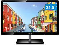 """Monitor para PC PCTop Slim MLP215HDMI 21,5"""" LED - IPS Widescreen Full HD HDMI VGA"""