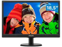 "Monitor para PC Philips 193V5LSB2 18,5"" LED - Widescreen HD VGA"