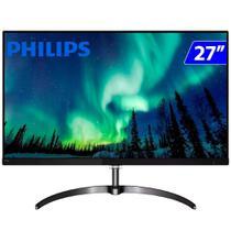 Monitor Philips LCD Tela 27 Widescreen Ultra HD 4K HDMI 276E8VJSB -