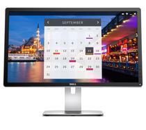 """Monitor Professional Ultra HD 4K Widescreen 23,8"""" Dell P2415Q Preto -"""