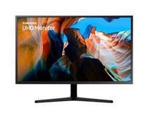 "Monitor Samsung 31,5"" LED UHD 4K 60HZ 4MS 2XHDMI Freesync Cinza Escuro - LU32J590UQLXZD -"