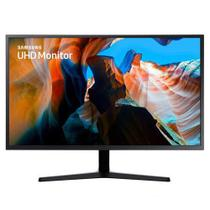 "Monitor UHD Samsung  32"", 4K, HDMI, Display Port, FreeSync, Preto, Série UJ590 -"
