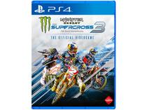 Monster Energy SuperCross 3 para PS4 Milestone - Lançamento