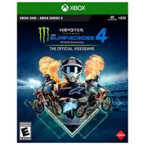 Monster Energy Supercross 4 - Xbox One / Series X / S - Deep Silver