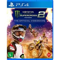Monster Energy Supercross The Official Videogame 2 - PS4 - Sony