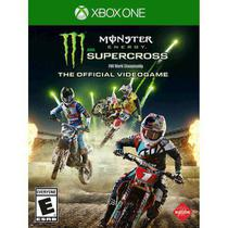 Monster Energy Supercross - Xbox-One - Microsoft