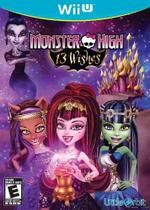 Monster High 13 Wishes - Wii U - Majesco