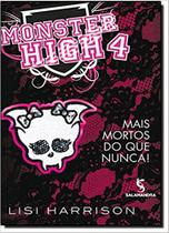 Monster High 4: Mais Mortos do Que Nunca! - Moderna