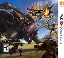 Monster hunter 4 ultimate - 3ds - Capcom