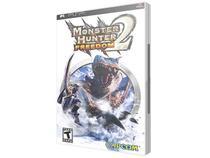 Monster Hunter Freedom 2 para PSP - Capcom