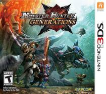 Monster hunter generations - 3ds - Capcom