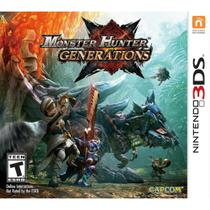 Monster Hunter Generations - Capcom