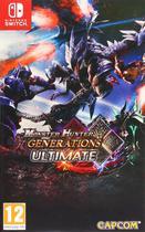 Monster Hunter Generations Ultimate - Capcom