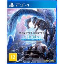 Monster Hunter Iceborn - Jogo compatível com PS4 - Sony